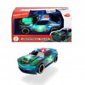 Dickie Toys Işıklı Polis Arabası