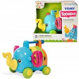 Tomy Toomies Jumbo'nun Bandosu | +12 ay
