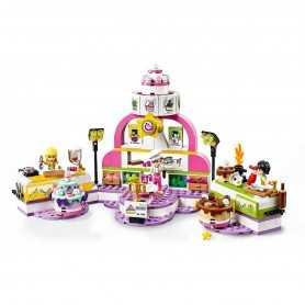 Lego Friends Pastacılık Yarışması