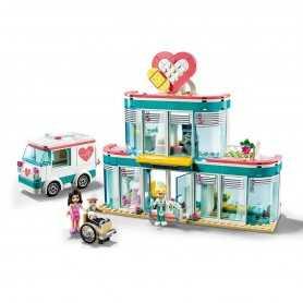 Lego Friends Heartlake Şehir Hastanesi