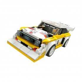 Lego Speed Champions Audi Quattro S1