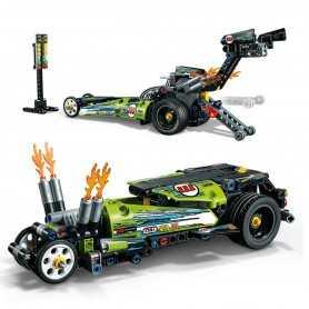 Lego Technic Dragster Yarış Arabası