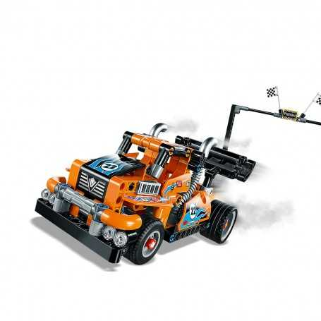 Lego Technic Yarış Kamyonu