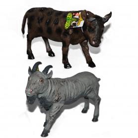 Büyük Boy Çiftlik Hayvanları Figürü