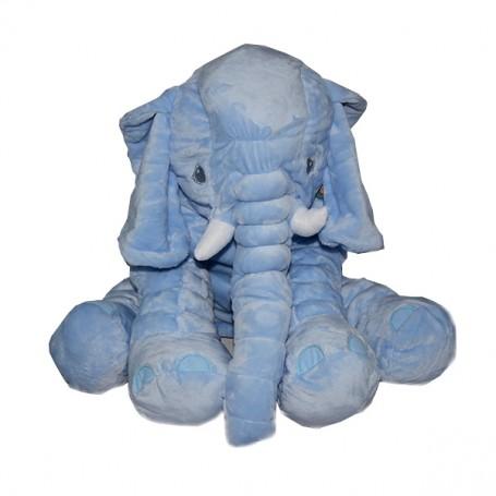 Uyku Arkadaşım Mavi Jumbo Fil
