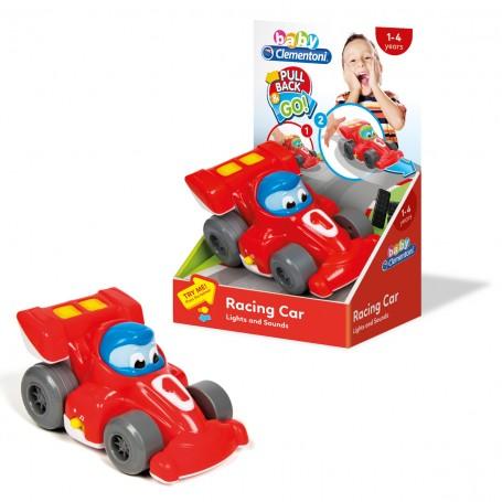 Baby Clementoni Yarış Arabası