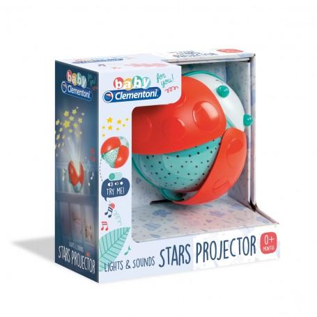 Baby Clementoni Uğur Böceği Projektör