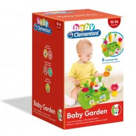 Baby Clementoni Renkli Bahçe
