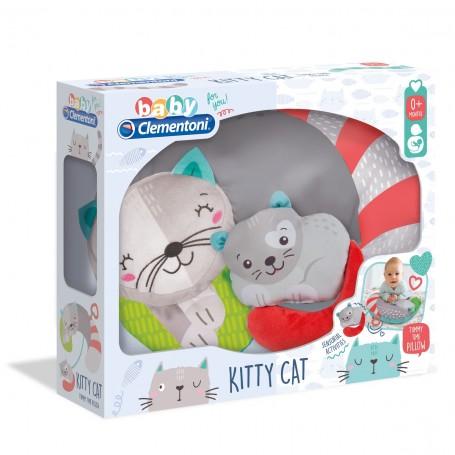 Baby Clementoni Kitty Cat Oyun Yastığı