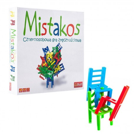 Trefl Mistakos Sandalye Oyunu