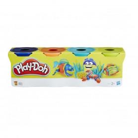 Play-Doh 4'lü Oyun Hamuru Seti