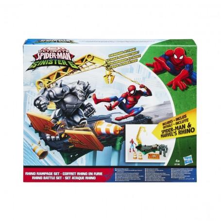 Örümcek Adam Ultimate Sinister 6 Oyun Seti