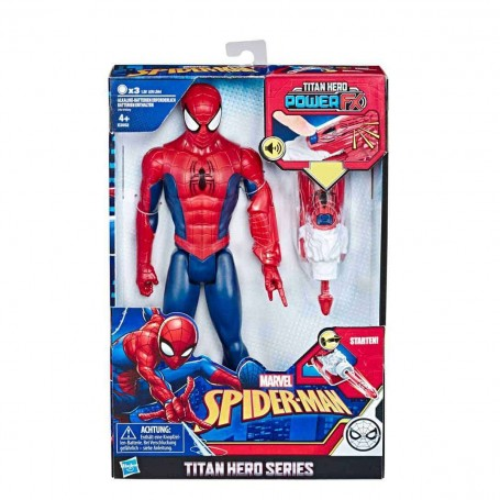 Örümcek Adam Titan Hero Power FX Figür