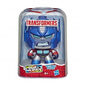 Transformers Mighty Muggs Optimus Prime Figür | 9,5 Cm