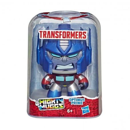 Transformers Mighty Muggs Optimus Prime Figür   9,5 Cm