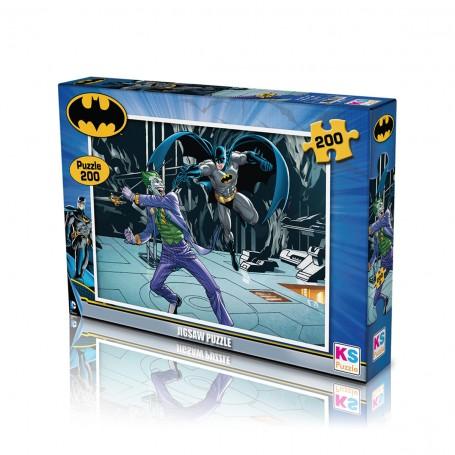 Batman ve Joker Puzzle / 200 Parça
