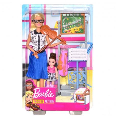 Barbie ve Meslekleri Oyun Setleri | Barbie Ben Büyüyünce