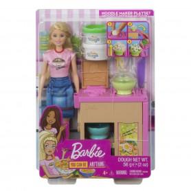 Barbie Noodle Yapıyor Oyun Seti | Barbie Ben Büyüyünce