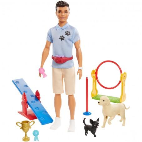 Ken ve Meslekleri Oyun Seti | Barbie Ben Büyüyünce