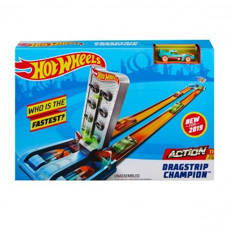 Hot Wheels Şampiyonluk Parkuru Yarış Seti