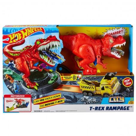 Hot Wheels T-rex Saldırısı Oyun Seti