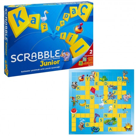 Scrabble Junior Türkçe