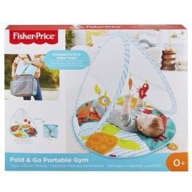 Fisher Price Taşınabilir Renkli Dostlar Jimnastik Merkezi