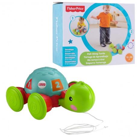 Fisher Price Çek-Çek Kaplumbağa