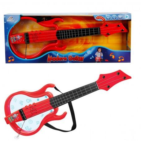 Eccho Işıklı, Müzikli ve Gerçek Telli Gitar