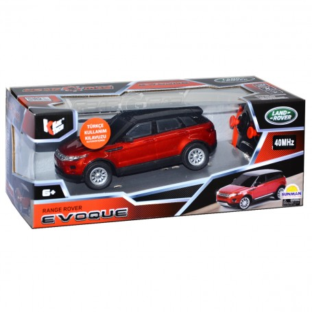 R/C Uzaktan Kumandalı Range Rover Evoque | 1:26 Ölçek