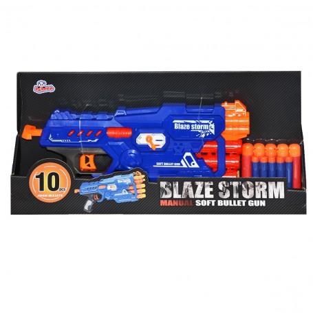 Blaze Storm Yumuşak Mermili Tüfek