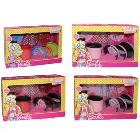 Barbie Yapışmaz Tencere Seti | 11 Parça