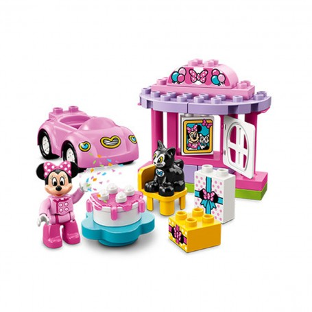 Lego Duplo Minnie'nin Doğum Günü Partisi