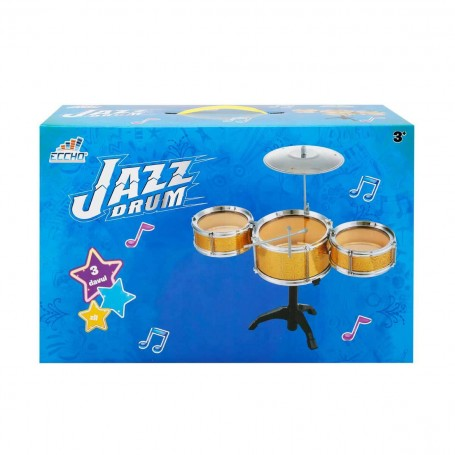Eccho Jazz Gold Davul Seti