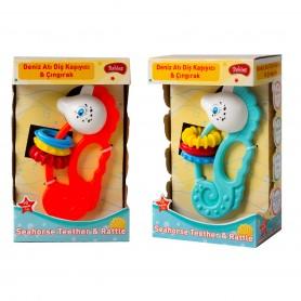 Babies Denizatı Diş Kaşıyıcı ve Çıngırak