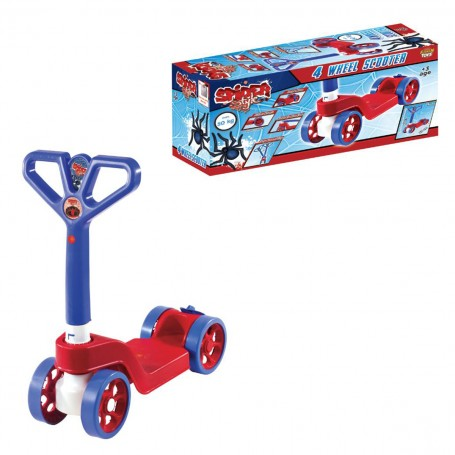 Spider Style 4 Tekerlekli Scooter
