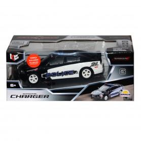 R/C Uzaktan Kumandalı Dodge Charger Polis Arabası | 1:26 Ölçek