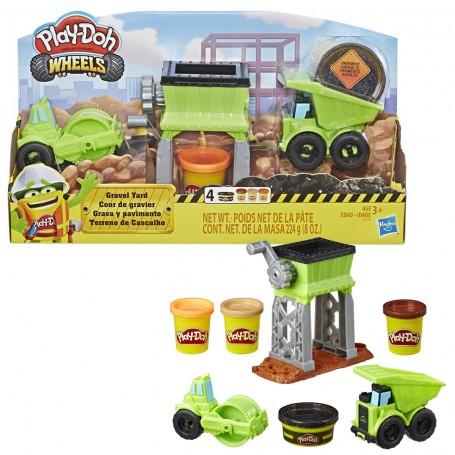 Play-Doh Wheels Süper İnşaat Seti