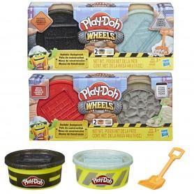 Play-Doh Wheels İnşaat Hamuru