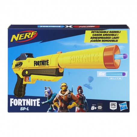 Nerf SP-L Fortnite