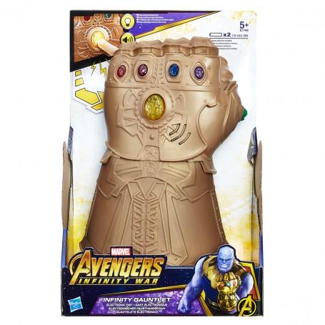 Avengers Elektronik Sonsuzluk Eldiveni