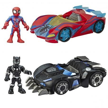 Marvel Mega Mini Figür ve Araç