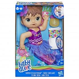 Baby Alive Kumral Deniz Kızı Bebeğim