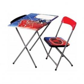 Spider Style Yazı Tahtalı Masa ve Sandalye Seti
