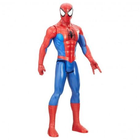 Örümcek Adam Titan Hero Hareketli Figür / 30 Cm