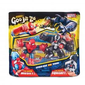 Goojitzu Marvel İkili Figür (Örümcek Adam | Venom)