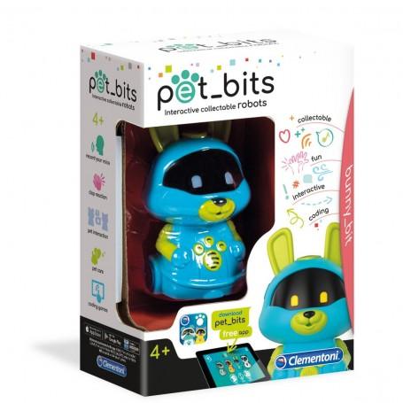 Clementoni Pet-Bits İnteraktif Robot Tavşan