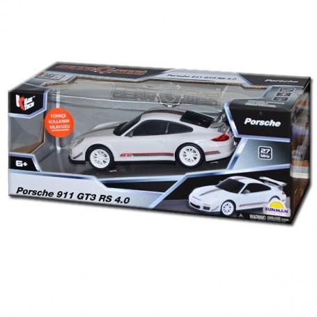 R/C Uzaktan Kumandalı Porsche 911 GT3 RS 4.0 | 1:26 Ölçek