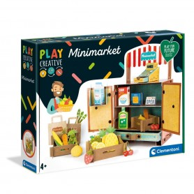 Clemetoni Play Creative Mini Market