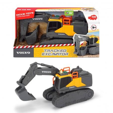 Dickie Toys Volvo Ekskavatör